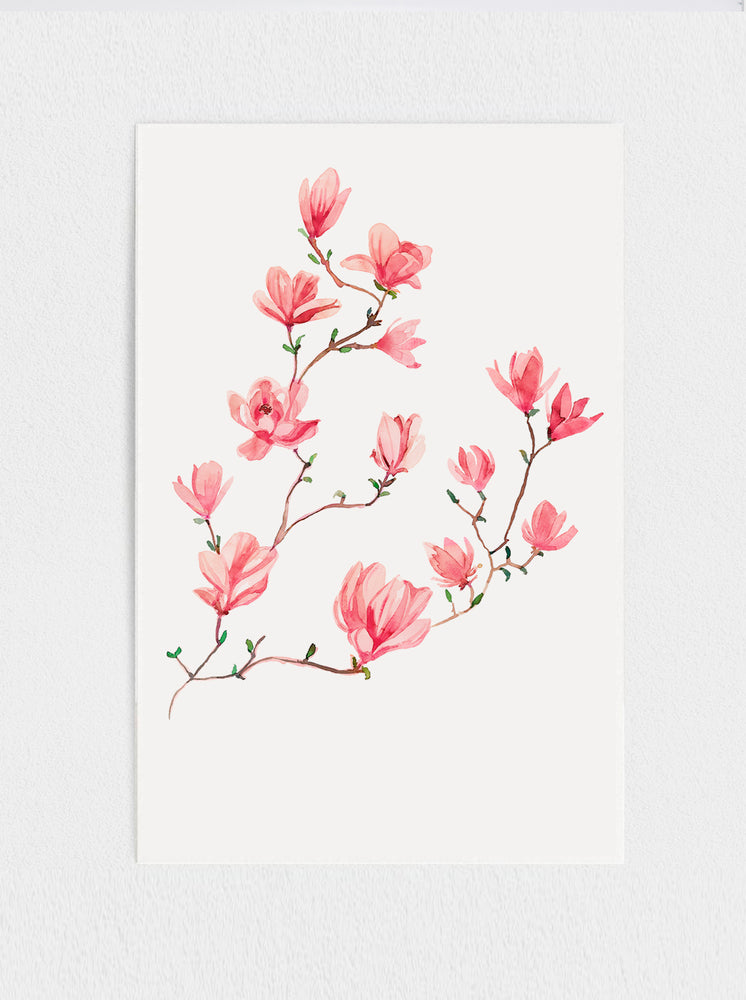 Load image into Gallery viewer, Magnolia Print