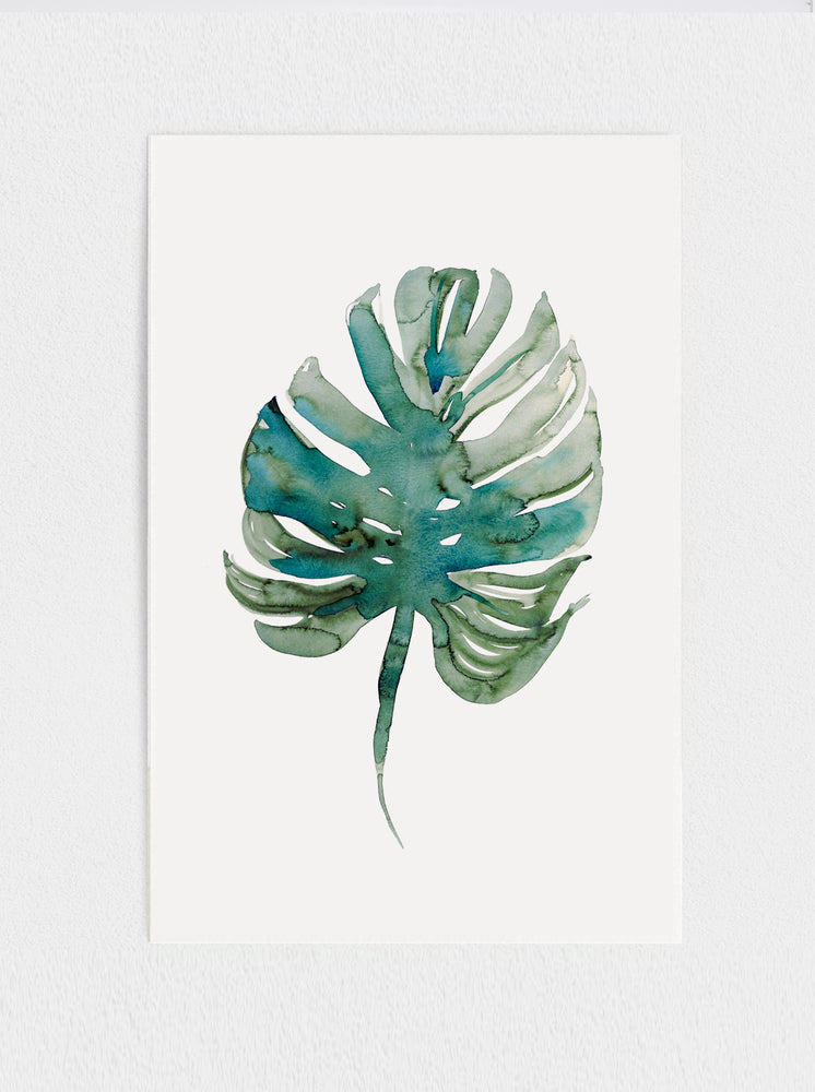 Load image into Gallery viewer, Monstera Print