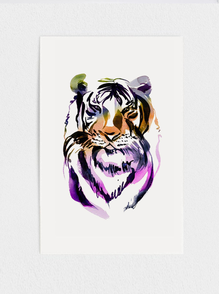 Load image into Gallery viewer, Tiger Print