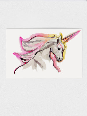 Load image into Gallery viewer, Unicorn #1 Print
