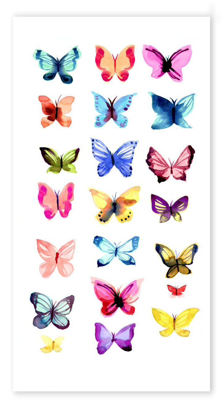 Butterflies Limited Edition