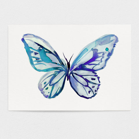 Butterfly #4 - The Miracle Butterfly - 11x14
