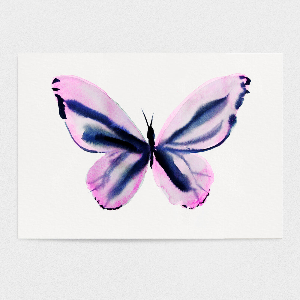 Butterfly #5 - The HOPE Butterfly - 11x14