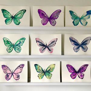 Butterfly Painting Workshop