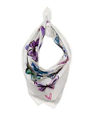 Magical Butterflies Handkerchief