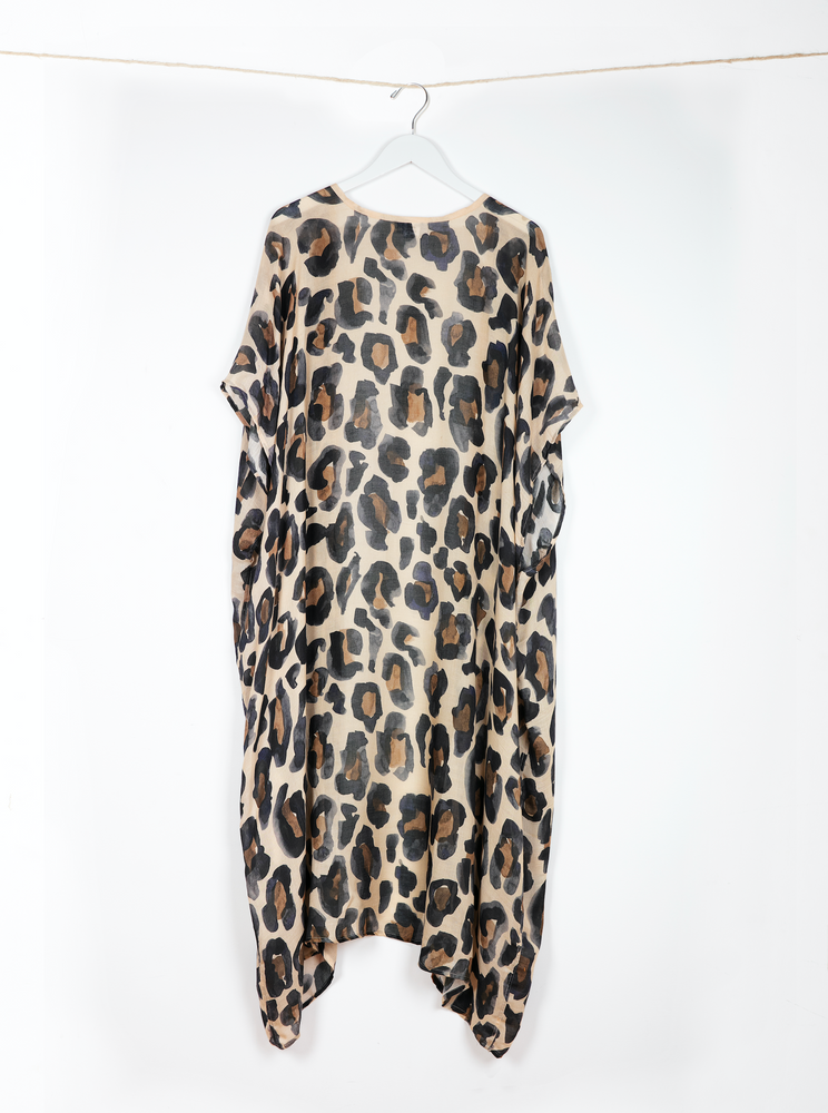 The Leopard Duster