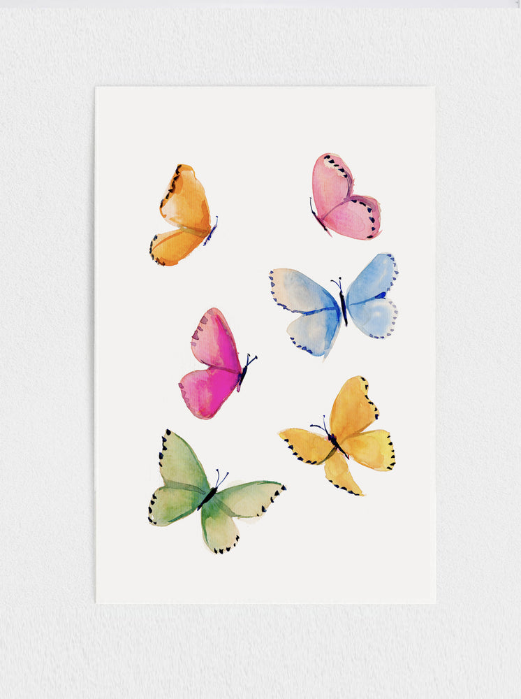 Load image into Gallery viewer, Mariposa Butterlies Print