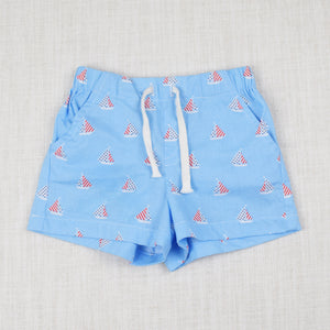 Mitt Drawstring Shorts