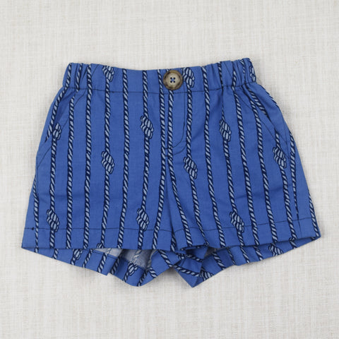 Mitt Button Shorts
