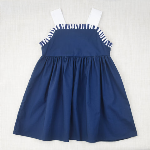 Isabel Pleated Dress