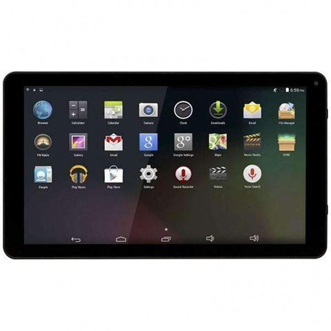 "Tablette 10,1""  8 GB 1 GB RAM"