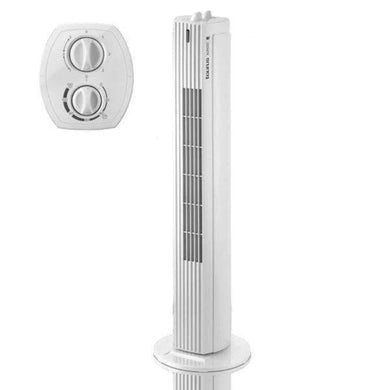 Ventilateur Tour 35W Blanc