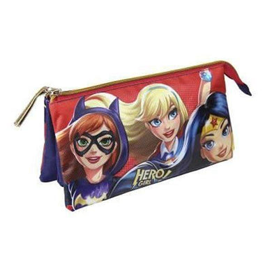 Trousse d'écolier DC Super Hero Girls