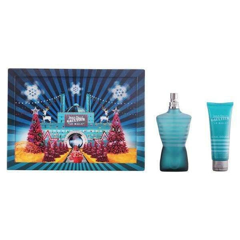 Set de Parfum Homme Le Male Jean Paul Gaultier (2 pcs)