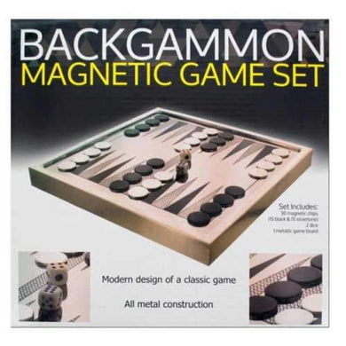 Jeu de Backgammon Magnetique  (pack of 2)