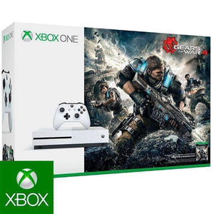 Xbox One + Gears Of War 4 Microsoft 1 TB (2 pcs)