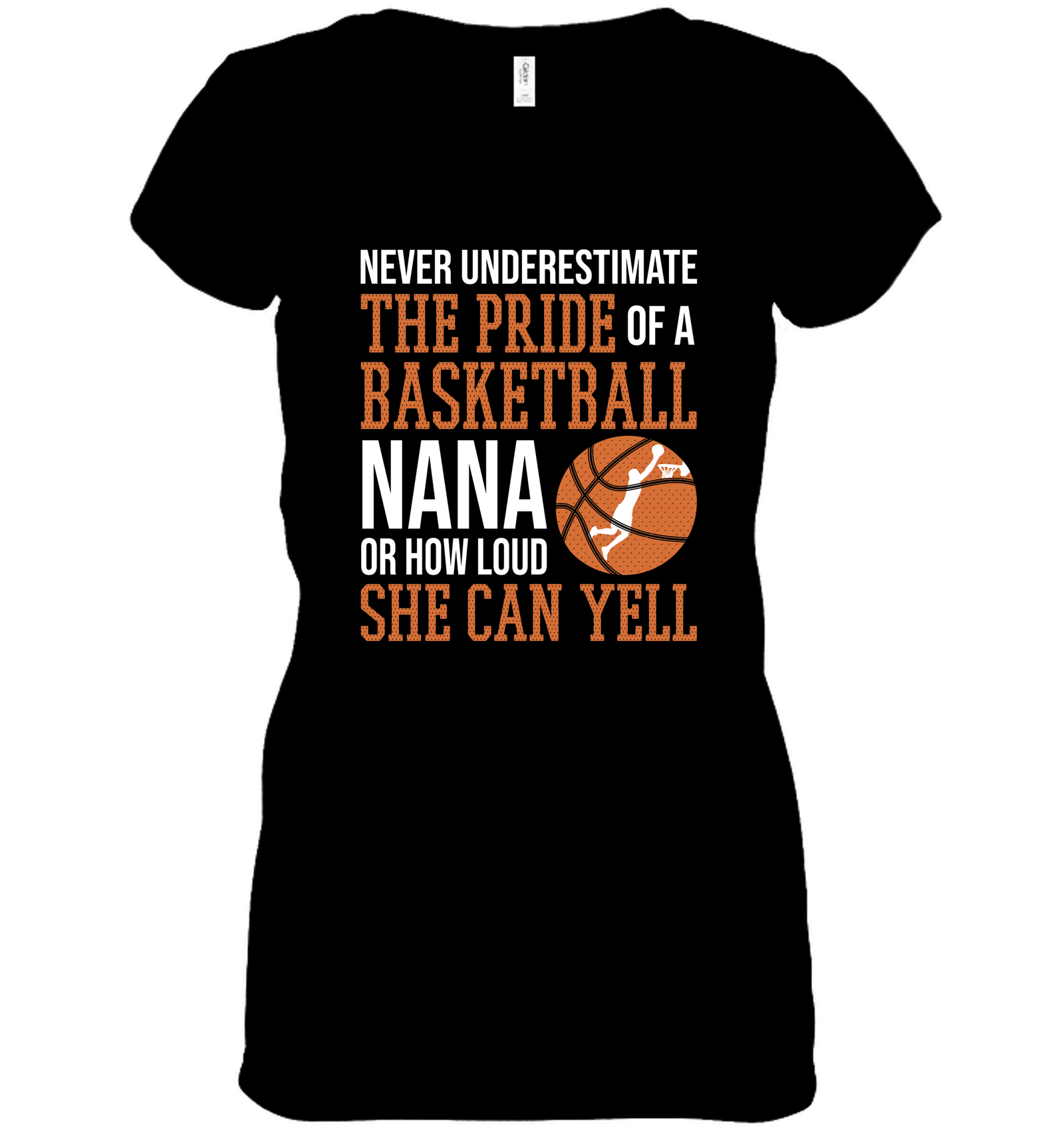 Basketball Sport Ball 3D Women T-shirt XS-3XL New