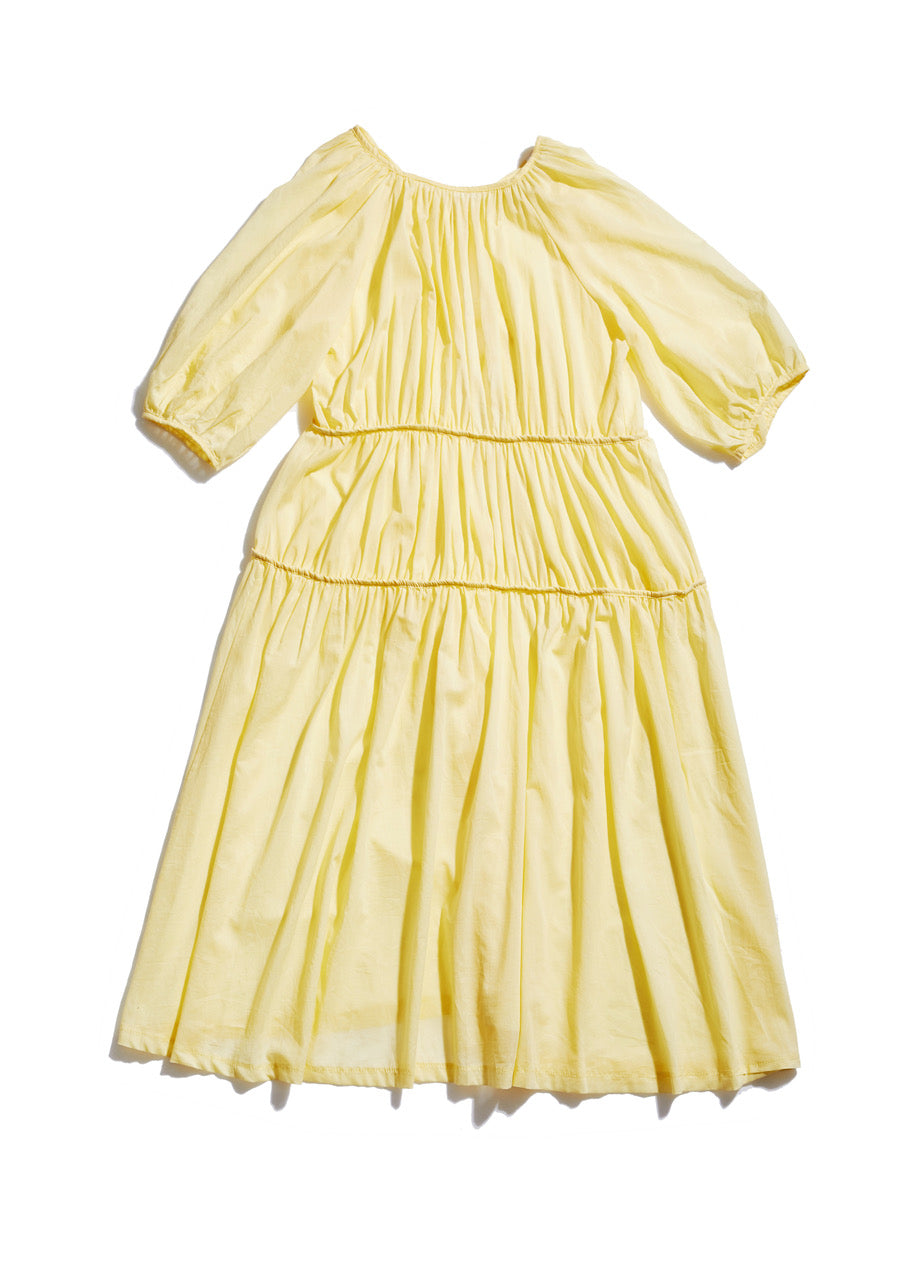 ORLA DRESS ~ LEMON
