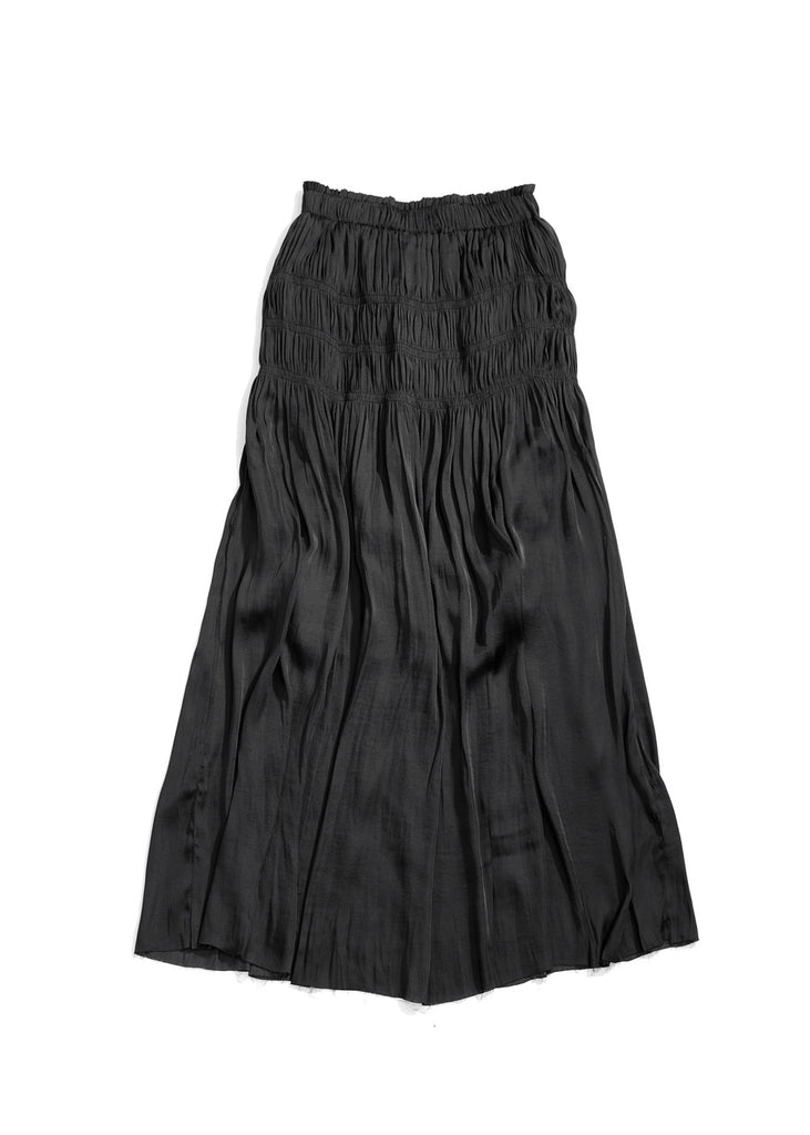 CECILE SKIRT / DRESS ~ BLACK