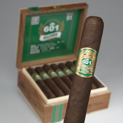 601 Green Label Oscuro by Espinosa