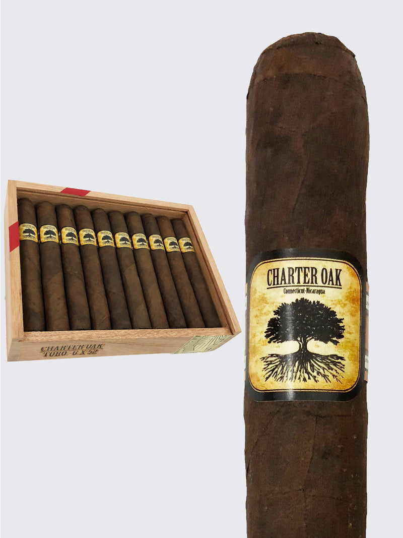Charter Oak Connecticut Broadleaf by Foundation Cigars'