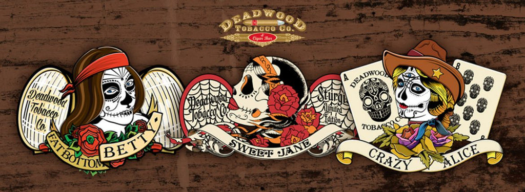 Deadwood Cigars' Yummy Bitches