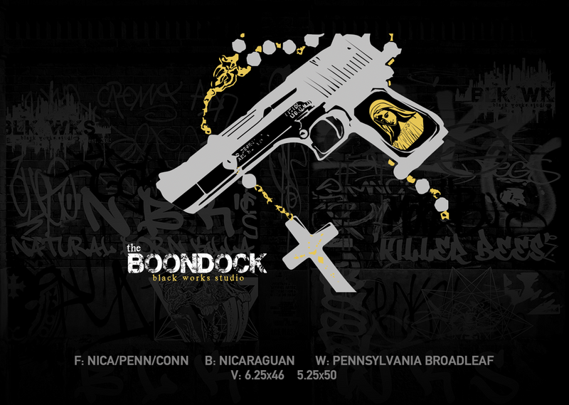 Black Works Studio Boondock (Black Label Trading Company)