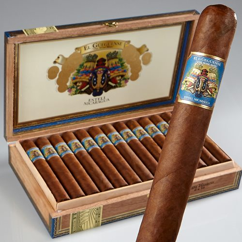 Foundation Cigars' El Gueguense (The Wise Man)