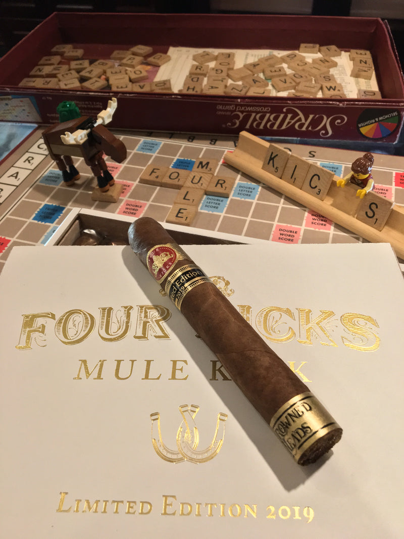 Crowned Heads Mule Kick 2019 (Limited Edition)