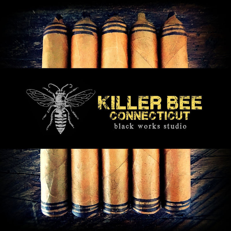 Black Works Studio Killer Bee Connecticut (Black Label Trading Company)
