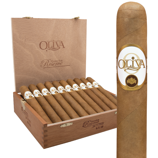 Oliva Connecticut Reserve