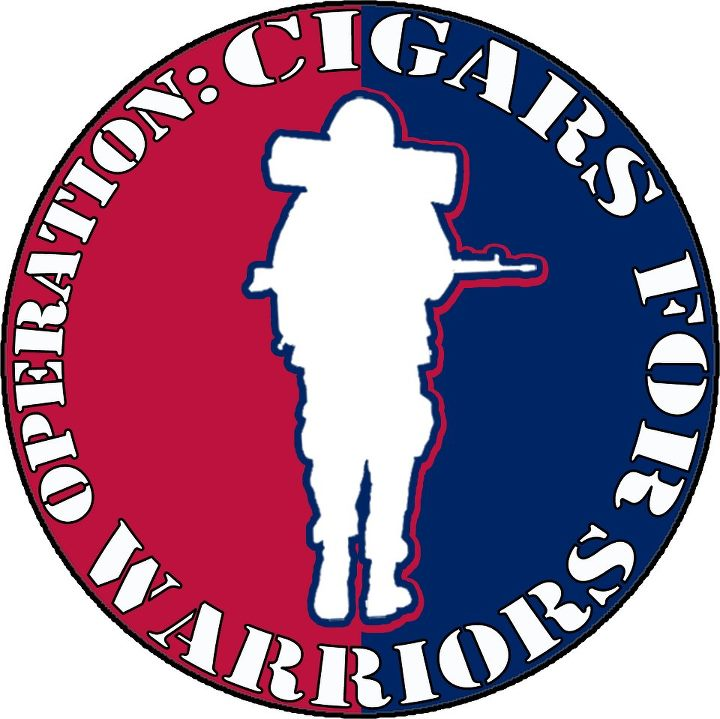 Cigars for Warriors Donation
