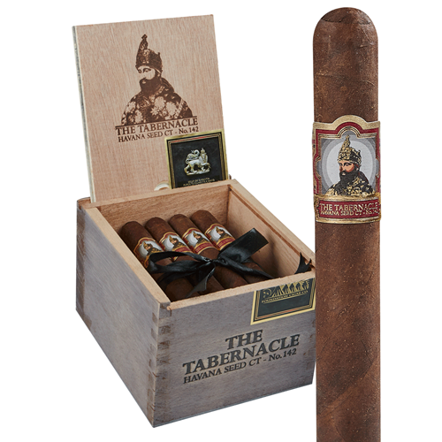Foundation Cigars' The Tabernacle Havana Seed CT - No 142