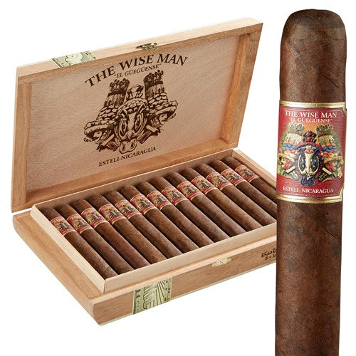 Foundation Cigars' The Wise Man (El Gueguense)