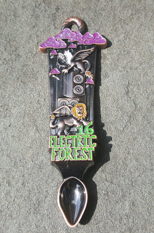 Electric Forest 2016 Pendant