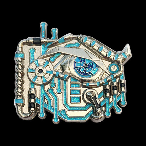 3D Bionic Set Hat Pins