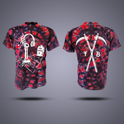 The Grave Custom Tie Dye T-Shirt