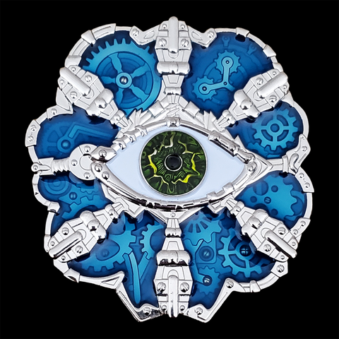 The Watcher Hat Pin