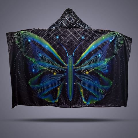 Neo-Butterfly Future Shawl V2