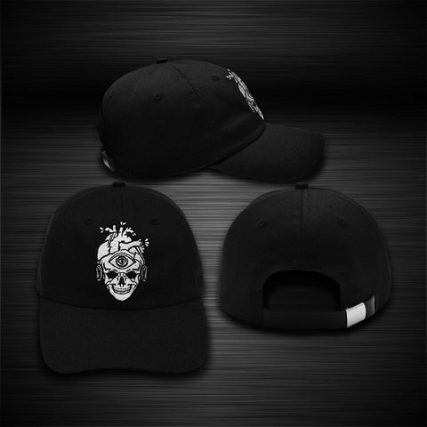 Headbang Society X The Buried Dad Hat