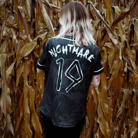 Combo Deal: Official Nightmare 2019 'Future Shawl' + Jersey