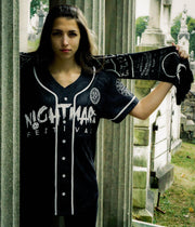 Official Nightmare 2019 Baseball Jersey