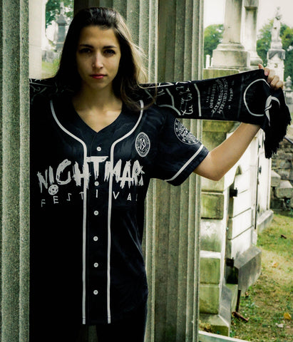 Image of Official Nightmare 2019 Baseball Jersey
