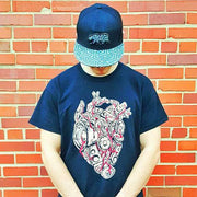 Heartbeats Love & Bass T-shirt