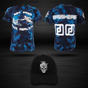 Headbang Society X The Buried Shirt + Hat Deal