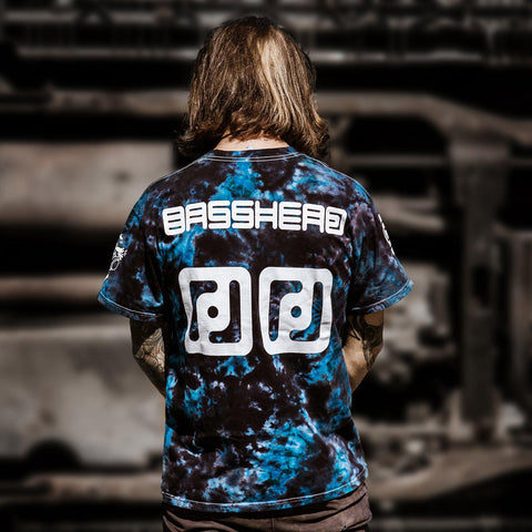 Headbang Society X The Buried Tie Dye T-Shirt