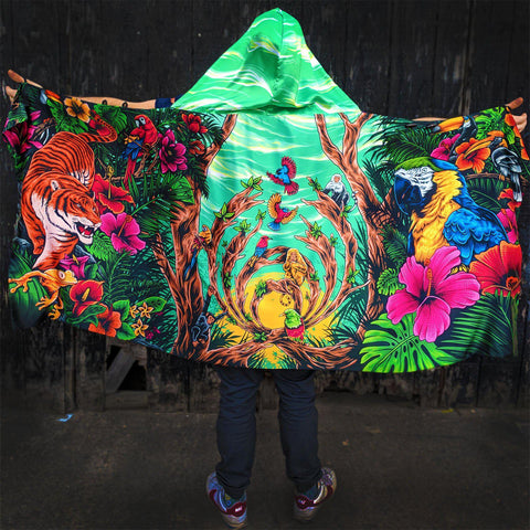 Basshead Jungle 'Future Shawl' (Upgraded Features)