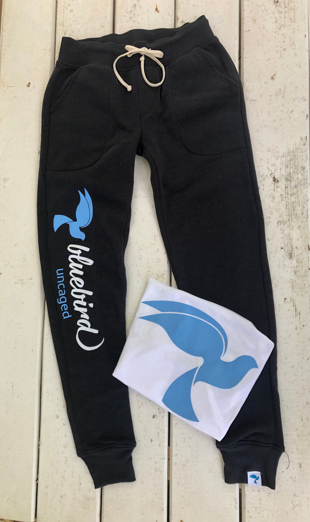 Ladies 'Bluebird Uncaged' Joggers