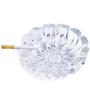 Round 'Crystalee' Ashtray