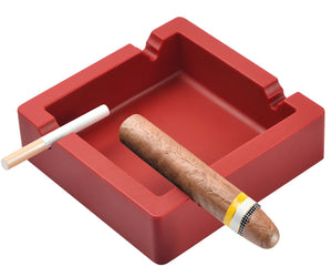 Dual Use Silicone Ashtray